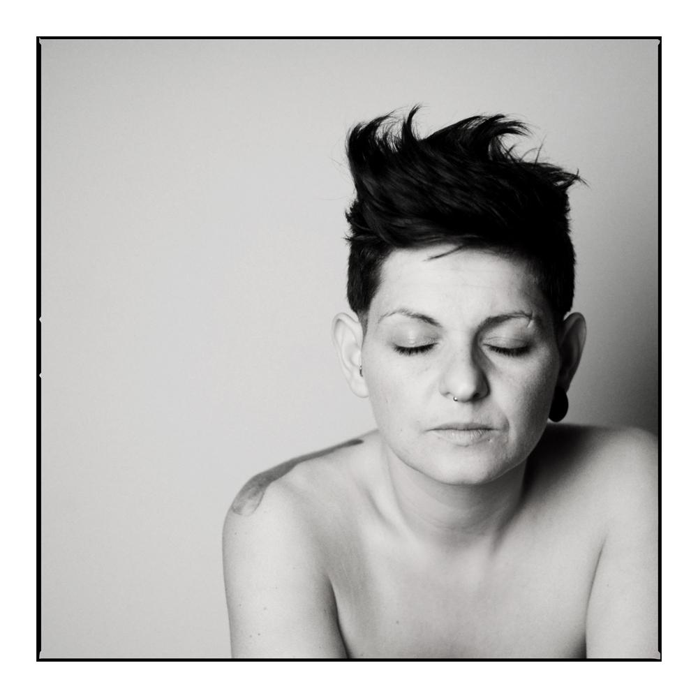 Self Portrait Serena Salvadori©